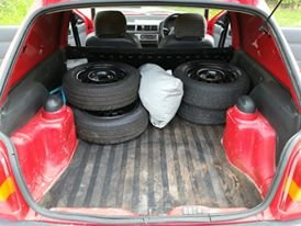 1991 Ford Fiesta Van MK3 Popular For Sale (picture 6 of 6)