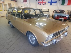 Ford Cortina 1600 Deluxe Estate 1970. SOLD