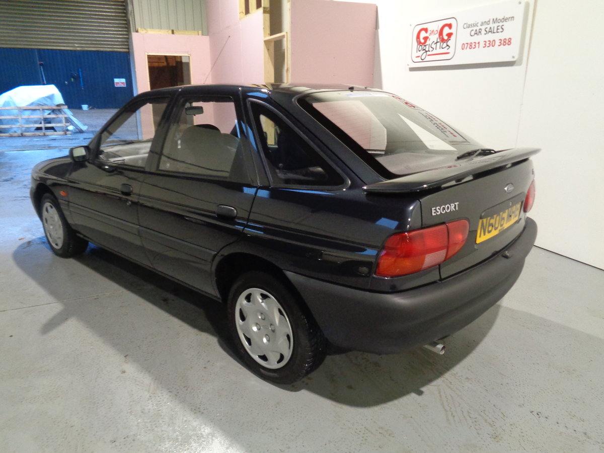 1995 Ford escort mexico 1.6 ltd edition - 28,000 miles  For Sale (picture 4 of 6)