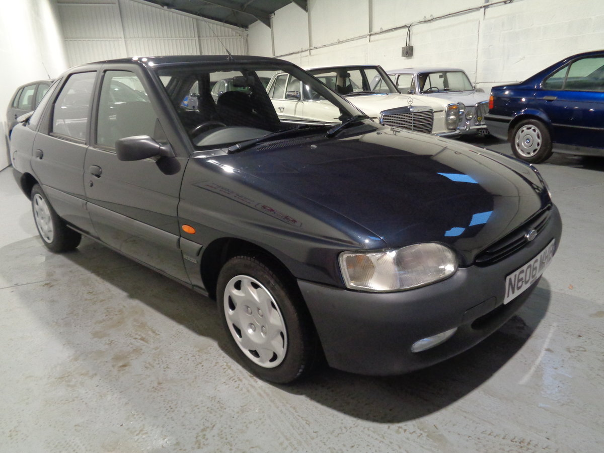 1995 Ford escort mexico 1.6 ltd edition - 28,000 miles  For Sale (picture 5 of 6)