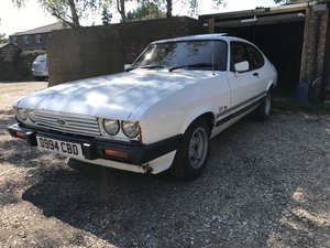 1987 Ford Capri laser 2.0   5 speed For Sale