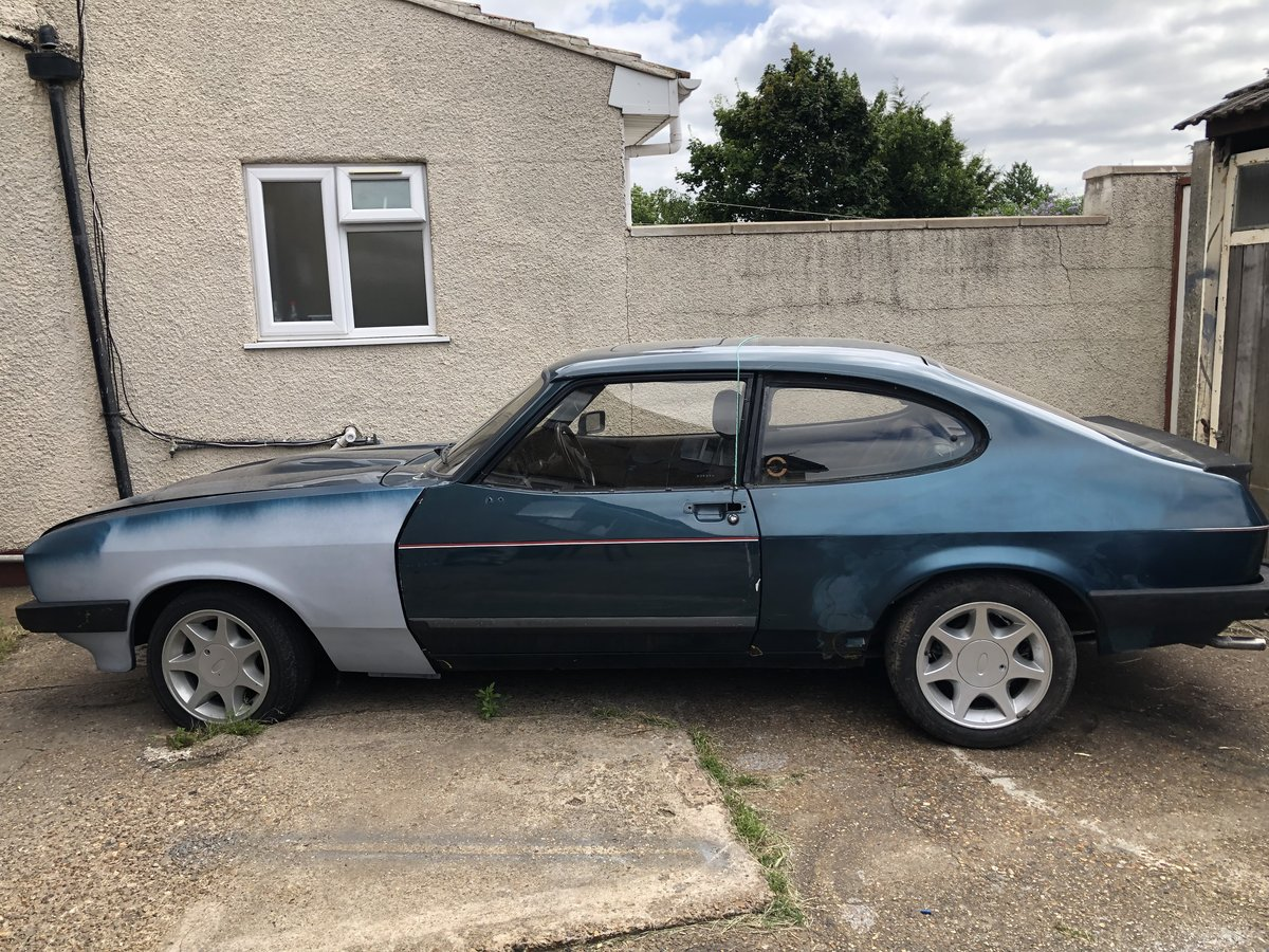 1987 Ford capri 280 For Sale (picture 2 of 6)