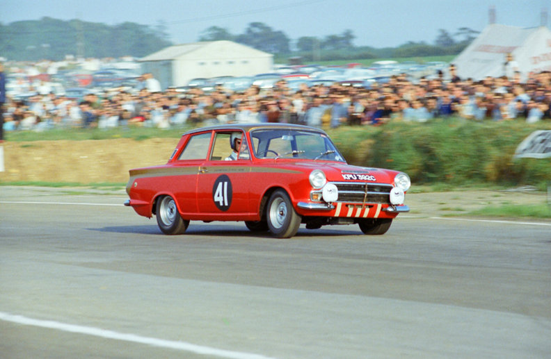1965 Ford Lotus Cortina - Ex-Sir John Whitmore. SOLD by Auction (picture 4 of 6)