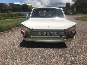 1965 Ford Lotus Cortina SOLD by Auction