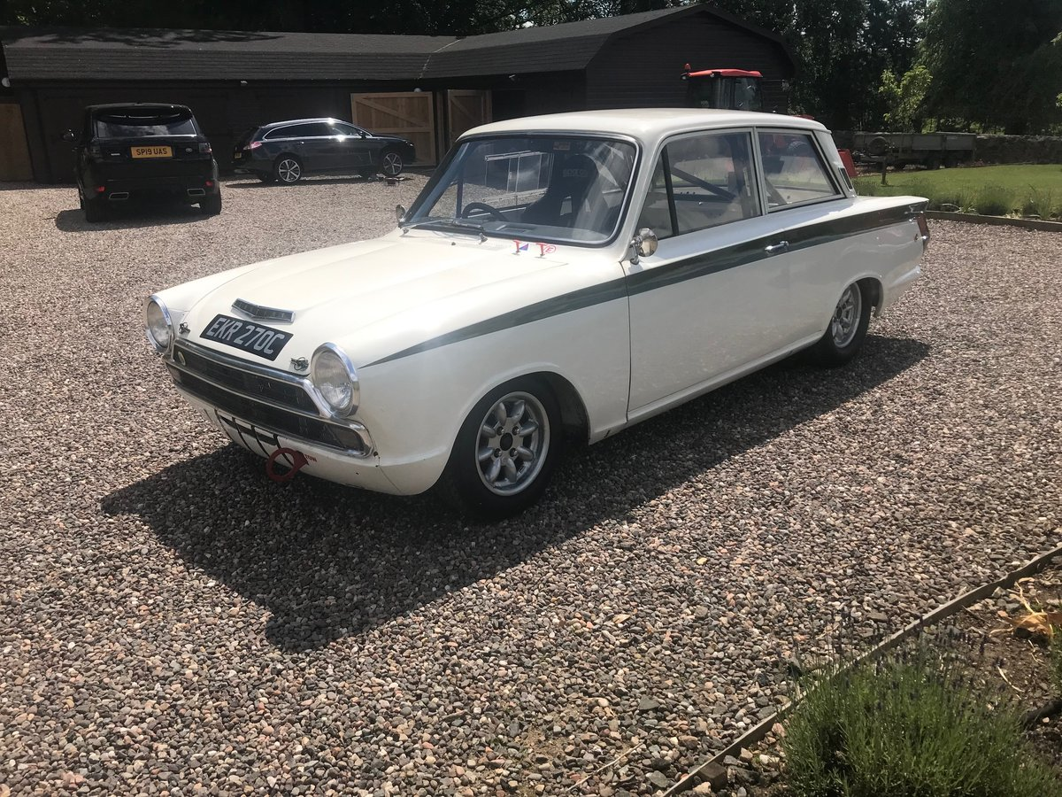 1965 Ford Lotus Cortina SOLD by Auction (picture 2 of 6)