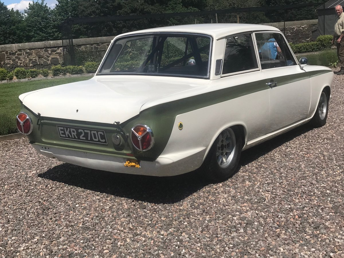 1965 Ford Lotus Cortina SOLD by Auction (picture 3 of 6)