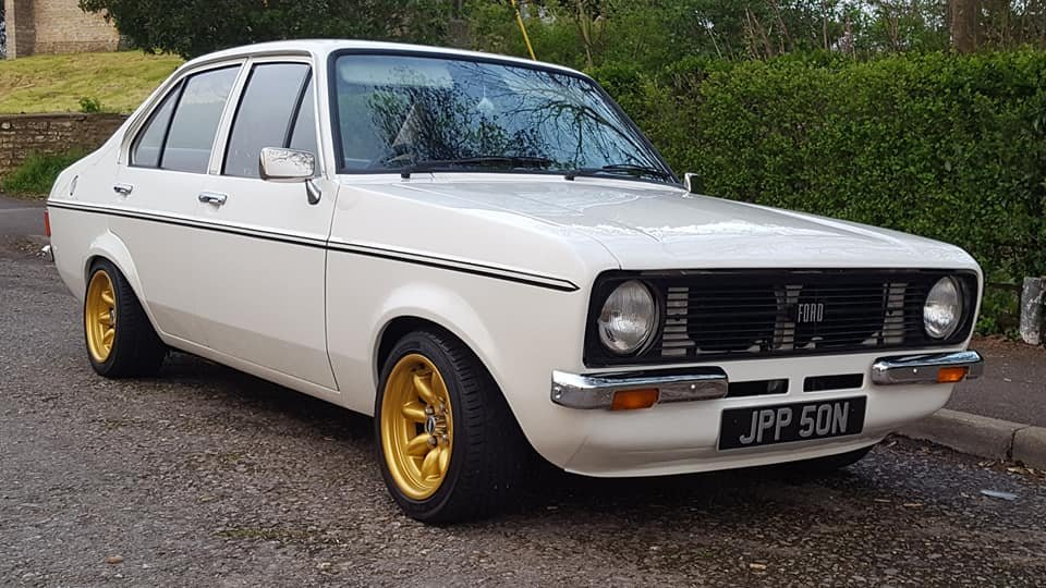 1975 MK2 Escort. With Harris Engine For Sale (picture 1 of 6)