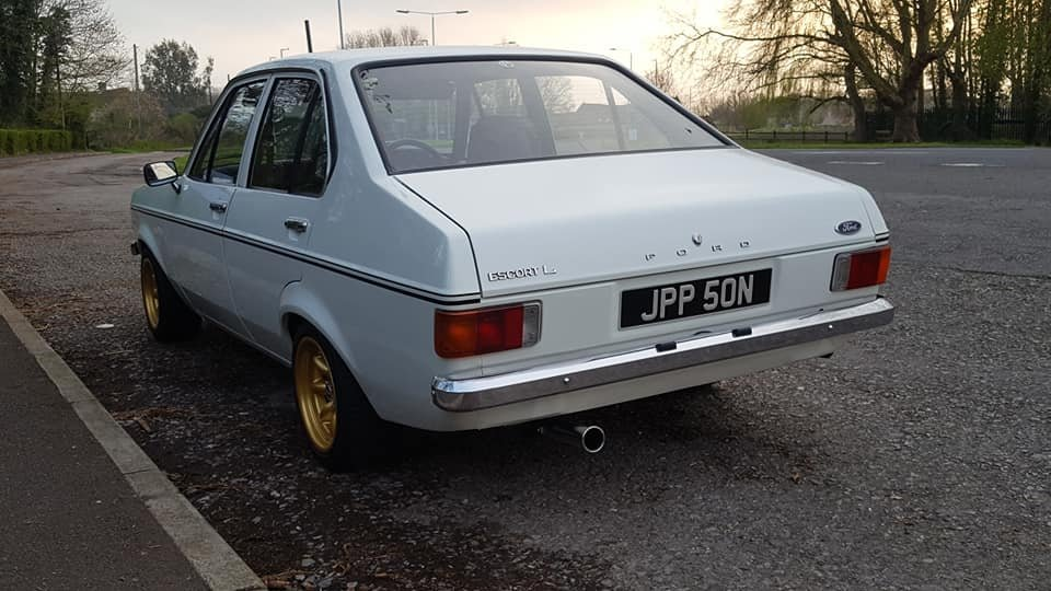 1975 MK2 Escort. With Harris Engine For Sale (picture 2 of 6)