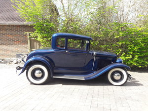 1930 Ford Model A VHRA Approved