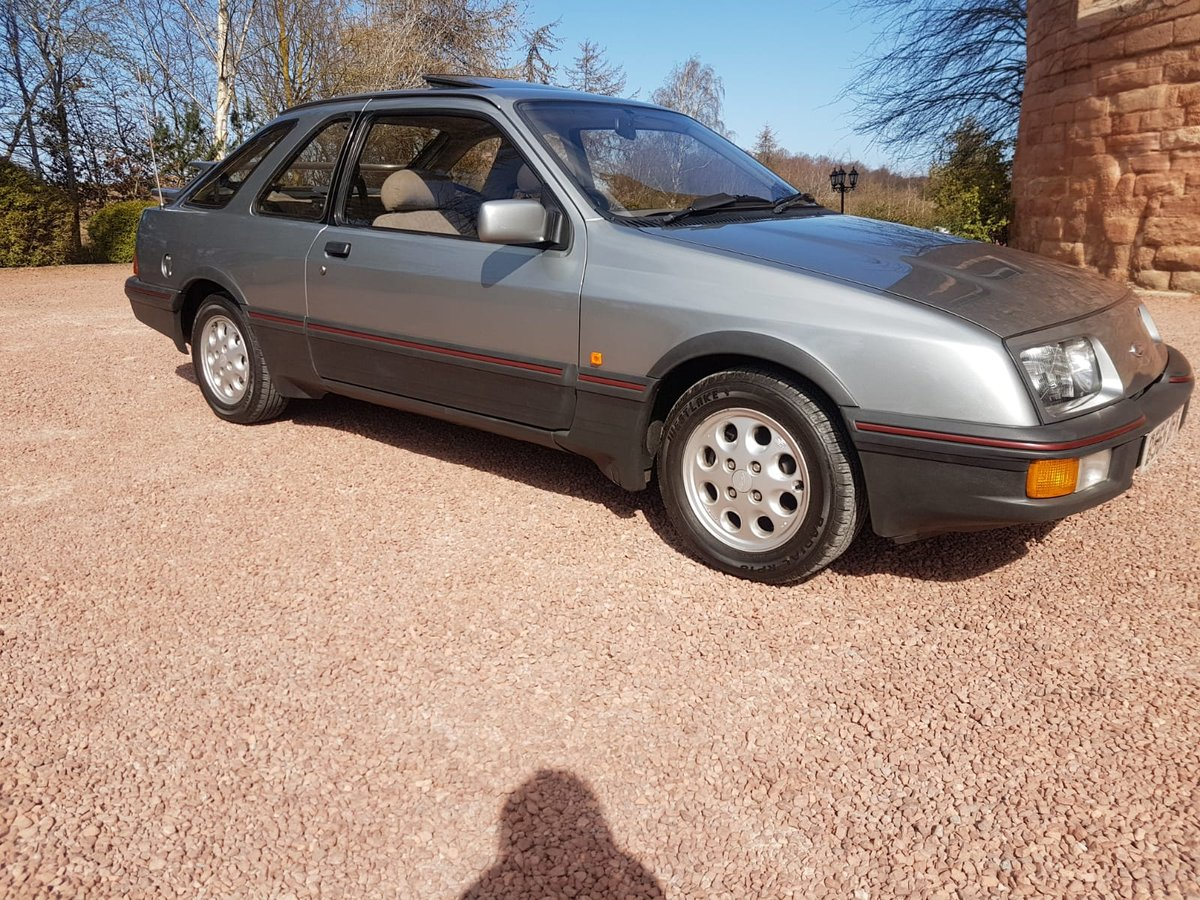 1985 Ford Sierra XR4i - 55000 Miles - Stunning Condition For Sale (picture 1 of 6)