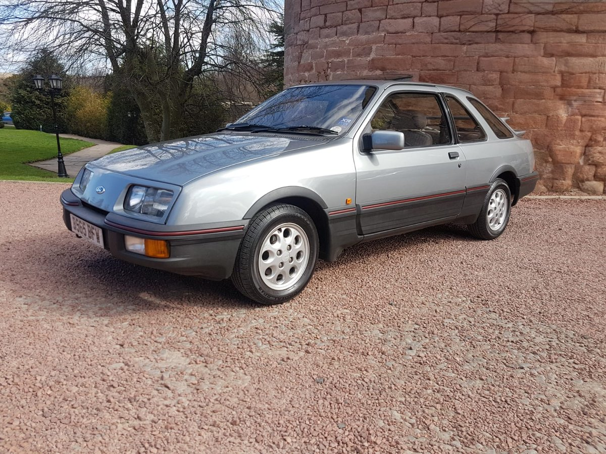 1985 Ford Sierra XR4i - 55000 Miles - Stunning Condition For Sale (picture 2 of 6)