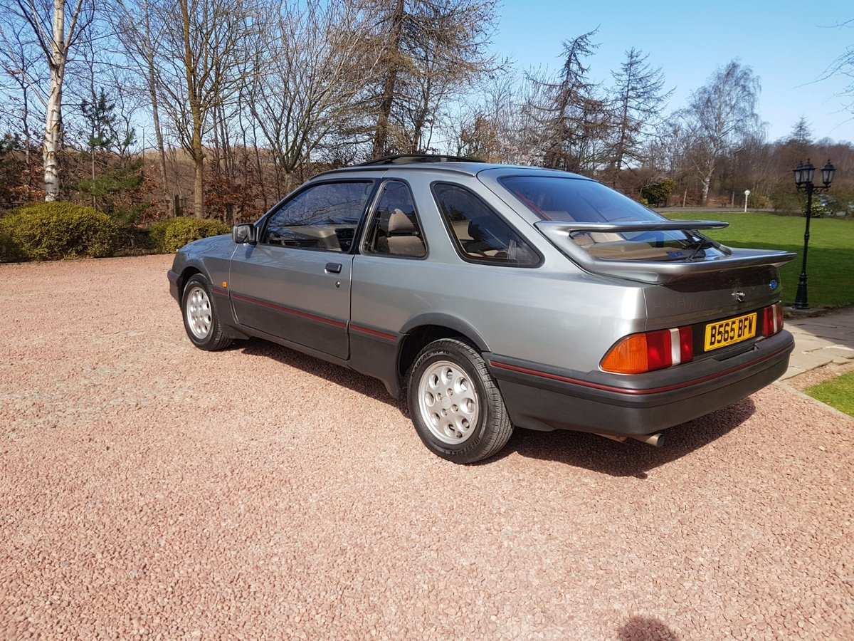 1985 Ford Sierra XR4i - 55000 Miles - Stunning Condition For Sale (picture 3 of 6)