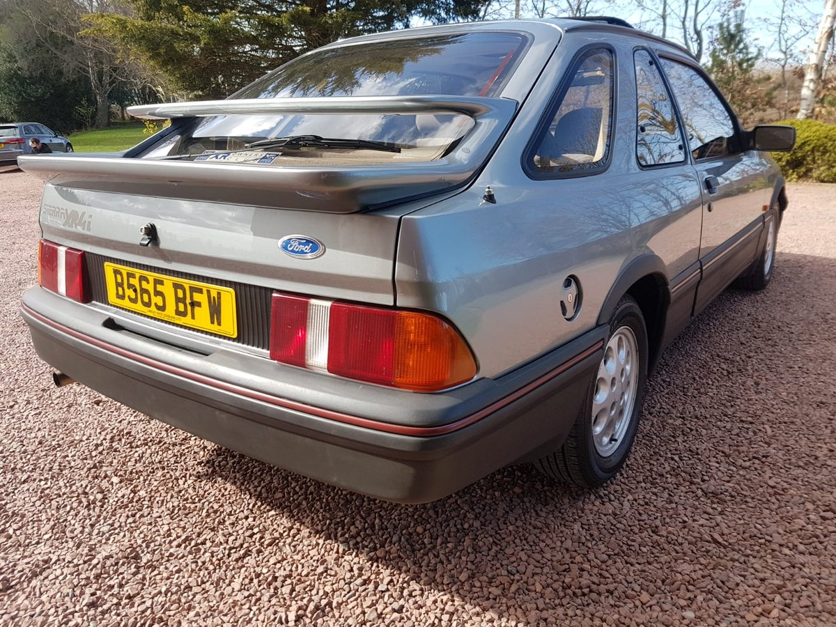 1985 Ford Sierra XR4i - 55000 Miles - Stunning Condition For Sale (picture 4 of 6)
