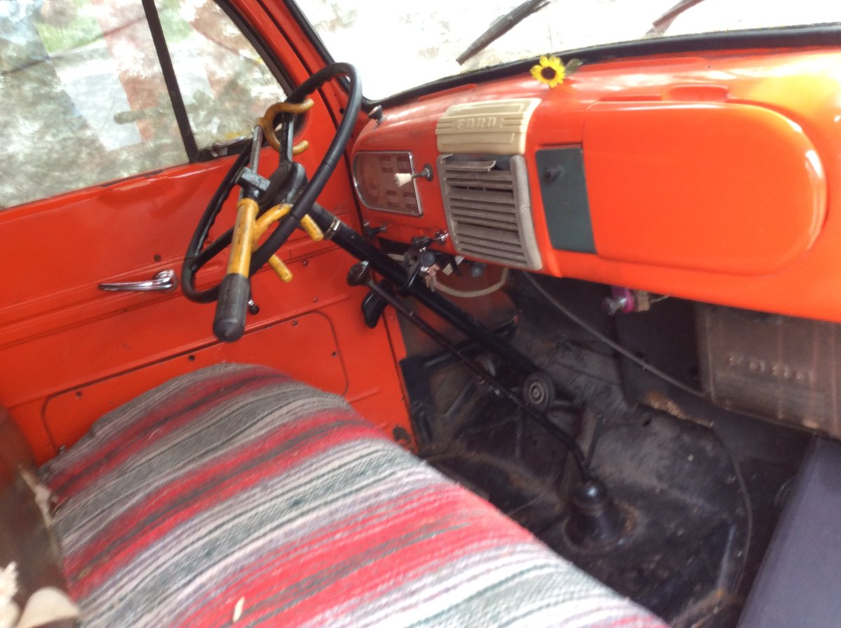 1949 Ford F1 V8 For Sale (picture 5 of 6)