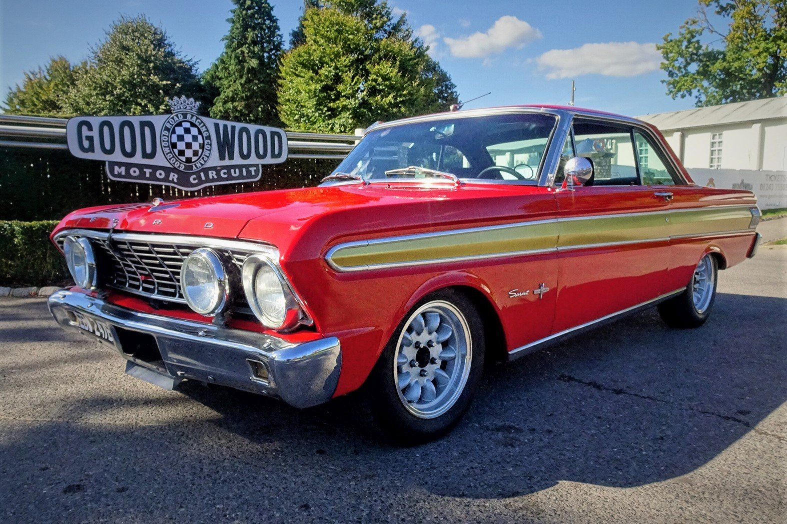 1964 Ford Falcon Sprint For Sale | Car And Classic