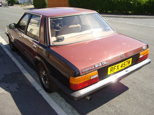 1981 Cortina 2.3GL For Sale