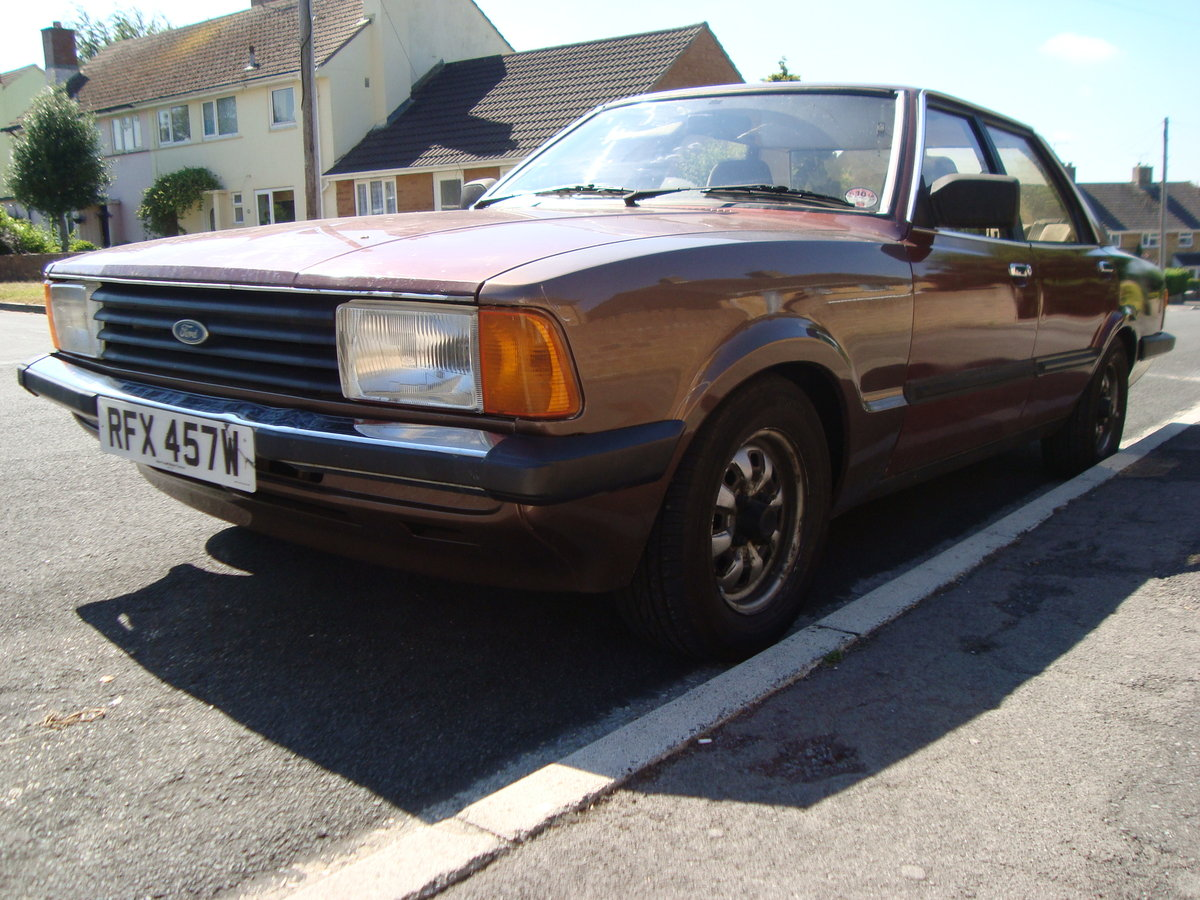 1981 Cortina 2.3GL For Sale (picture 4 of 6)