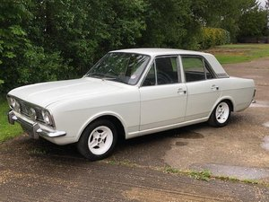 1970 Ford Cortina 1600e ideal for big engine implant For Sale