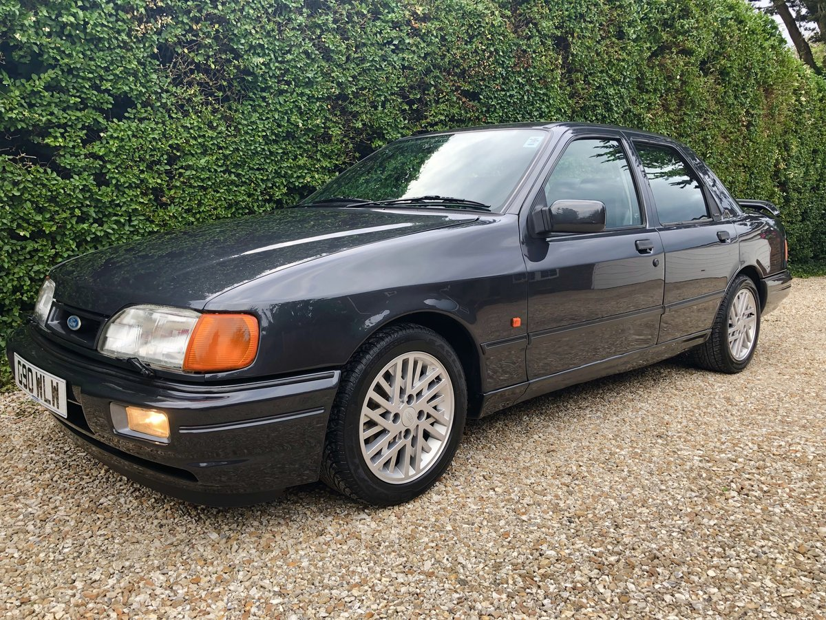 1989 Sierra Sapphire Cosworth 2wd Top Gear / Clarkson  SOLD (picture 1 of 6)