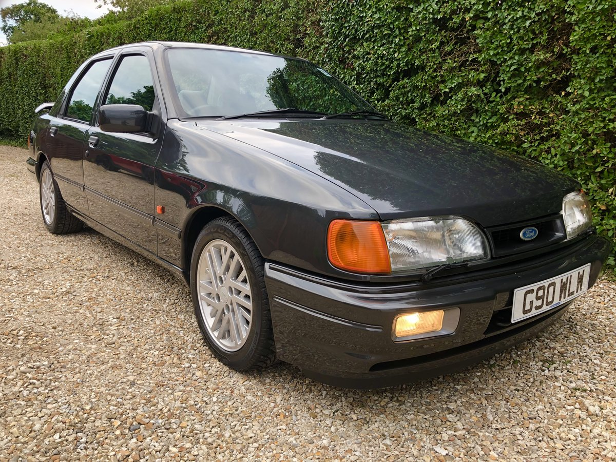 1989 Sierra Sapphire Cosworth 2wd Top Gear / Clarkson  SOLD (picture 2 of 6)