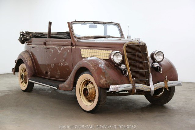 1935 Ford Phaeton For Sale (picture 1 of 6)