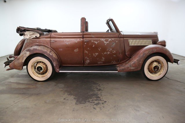 1935 Ford Phaeton For Sale (picture 2 of 6)