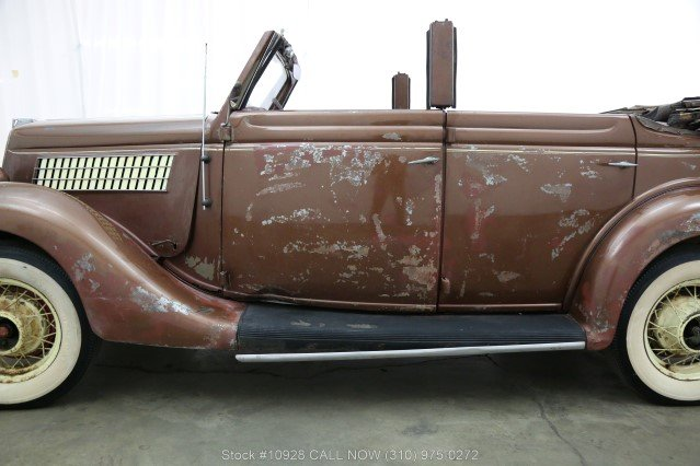 1935 Ford Phaeton For Sale (picture 3 of 6)