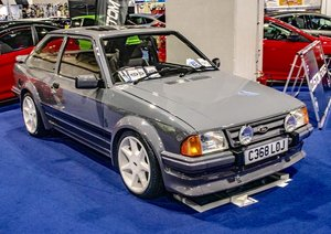1985 Ford Escort Full nut and bolt restoration For Sale