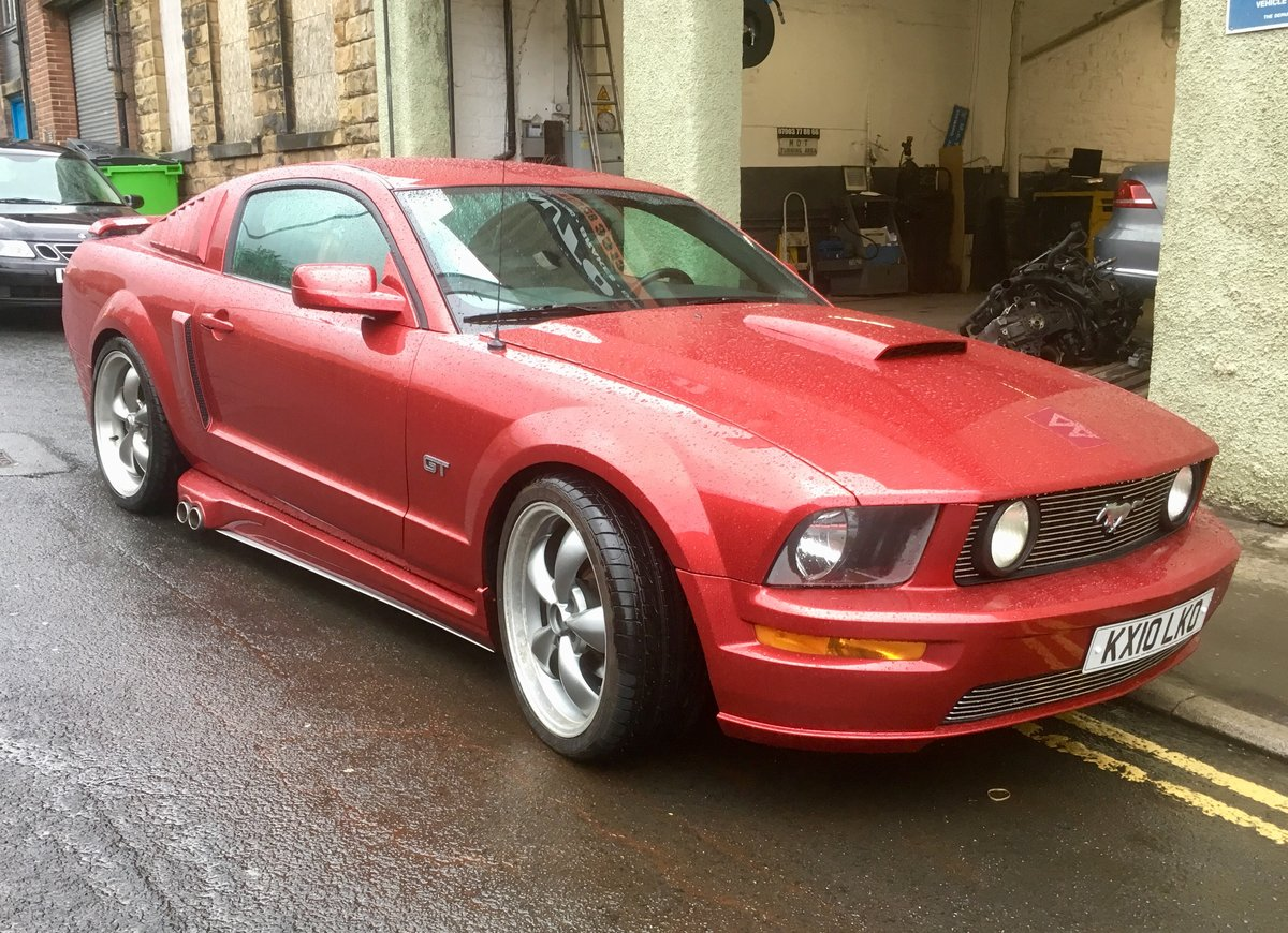 2010 2008 Sherrod Mustang GT For Sale (picture 6 of 6)