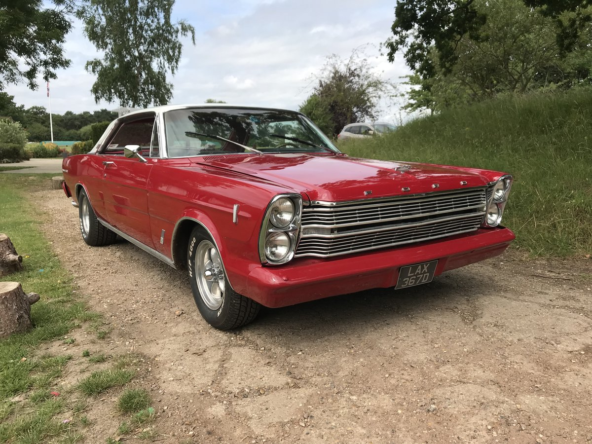 1966 ford Galaxie 500 2 door For Sale (picture 1 of 6)