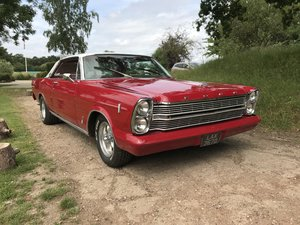 1966 ford Galaxie 500 2 door For Sale
