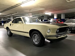 1969 Ford Mustang Mach 1 Fastback - Fully Restored For Sale