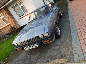 1983 Capri 2.8i 2nd owner from new  For Sale