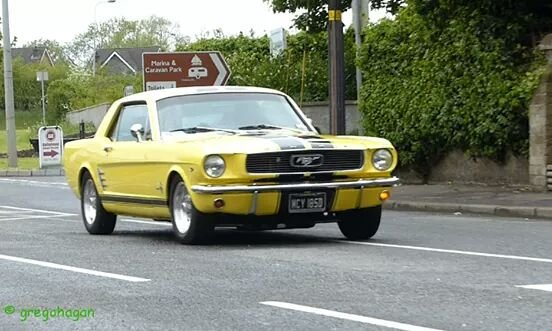1966 FORD MUSTANG V8 289 For Sale (picture 2 of 6)