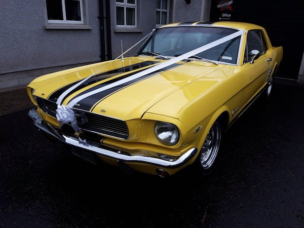 1966 FORD MUSTANG V8 289 For Sale (picture 3 of 6)