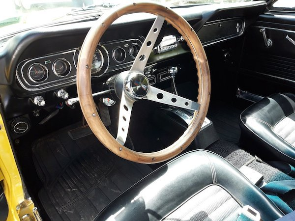 1966 FORD MUSTANG V8 289 For Sale (picture 4 of 6)