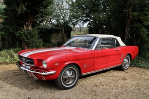 1964/5 FORD MUSTANG CONVERTIBLE For Sale