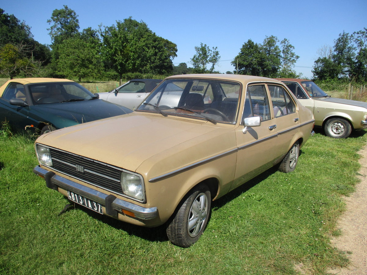 1979 ford escort mk2 lhd For Sale (picture 1 of 6)
