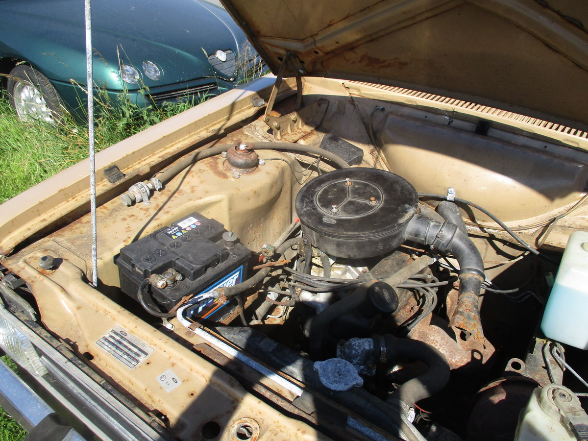 1979 ford escort mk2 lhd For Sale (picture 2 of 6)