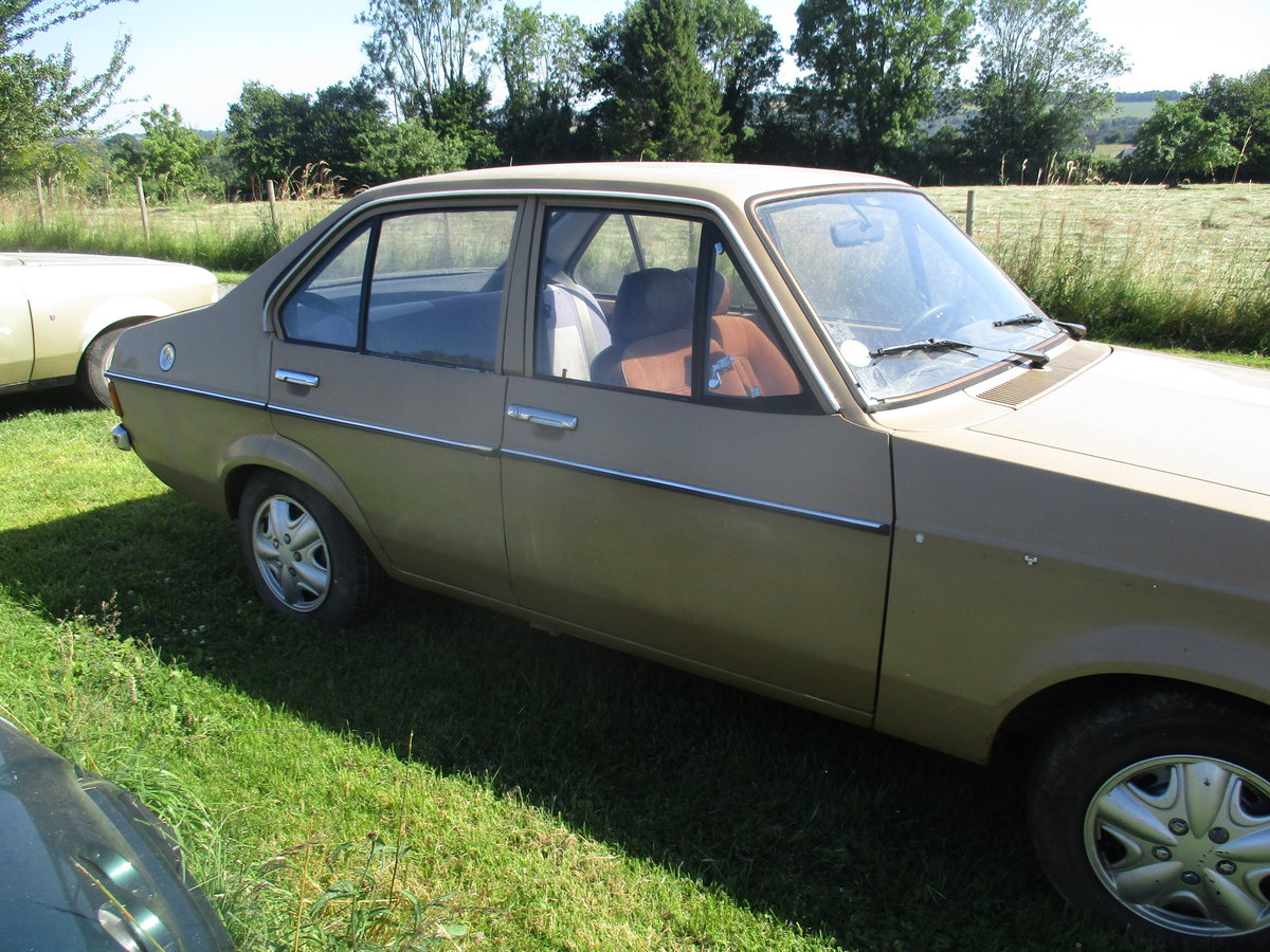1979 ford escort mk2 lhd For Sale (picture 4 of 6)