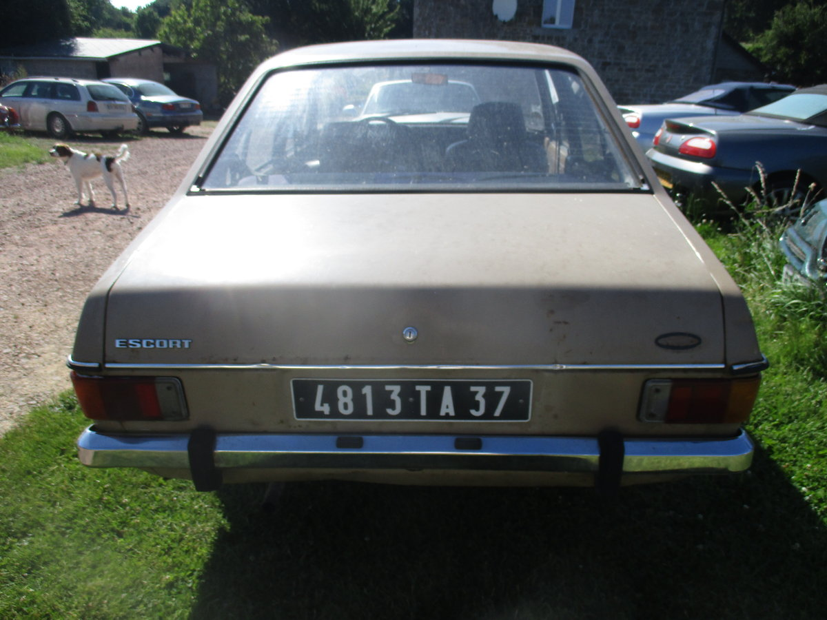 1979 ford escort mk2 lhd For Sale (picture 5 of 6)