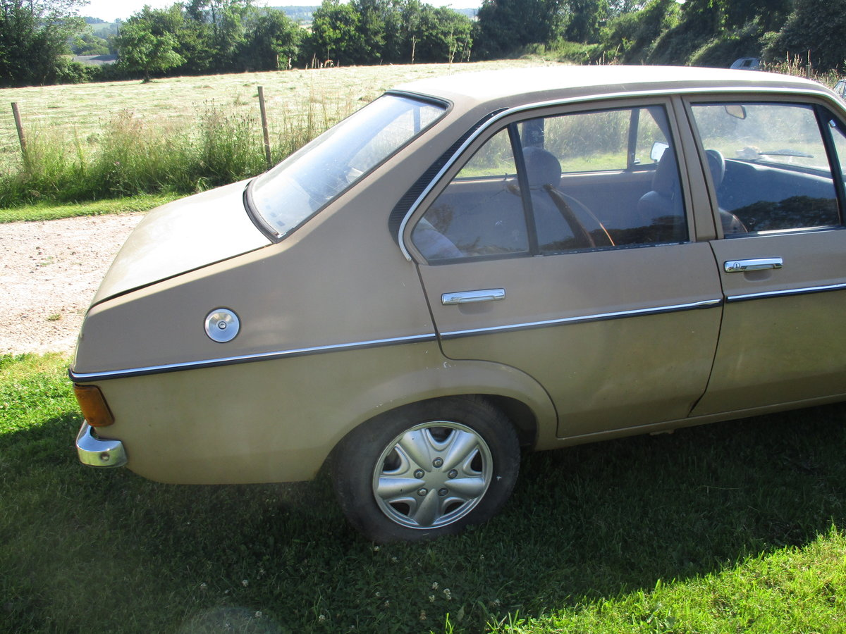 1979 ford escort mk2 lhd For Sale (picture 6 of 6)