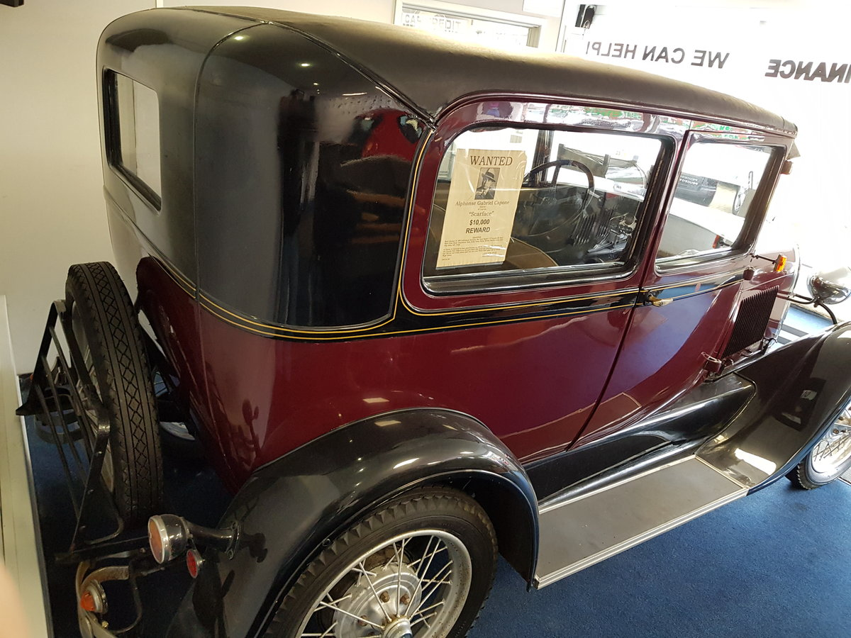 1929 FORD MODEL A For Sale (picture 3 of 6)