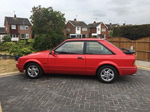 1989 Ford Escort XR3i For Sale