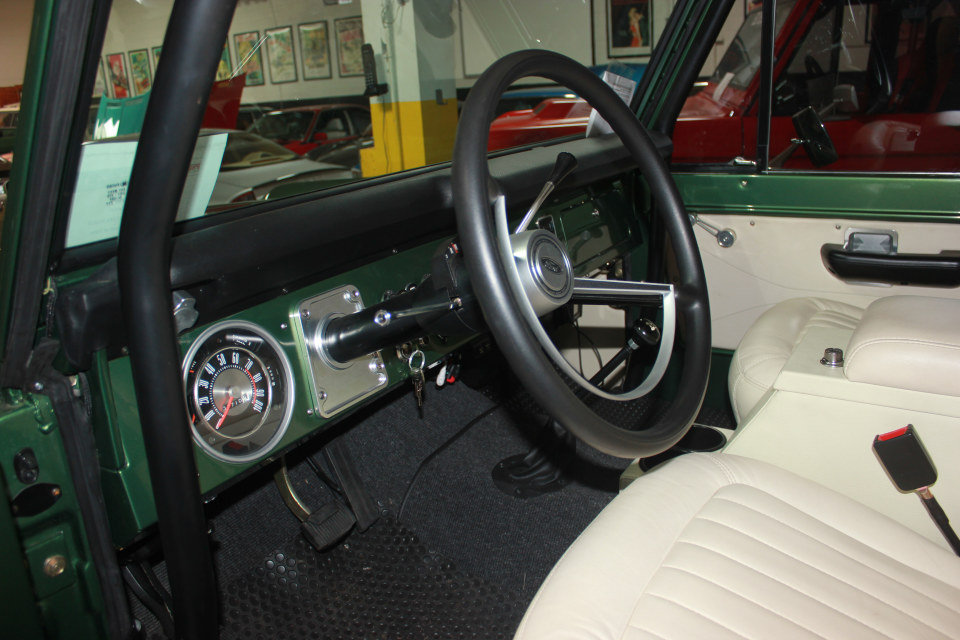 1974 Ford Bronco = Rare Custom Nick Trix Mint Restored $109k For Sale (picture 4 of 6)