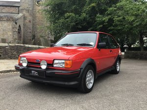 1987 FORD FIESTA 1.6. XR2 EXCEPTIONAL AND ORIGINAL COLLECTORS CAR SOLD