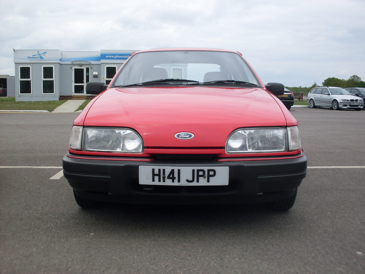 1991 Ford Sierra 1.8 LX For Sale (picture 1 of 6)