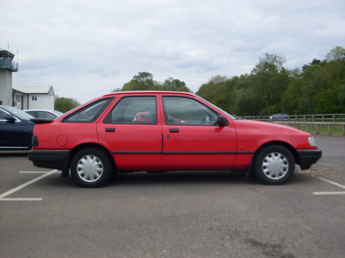 1991 Ford Sierra 1.8 LX For Sale (picture 3 of 6)