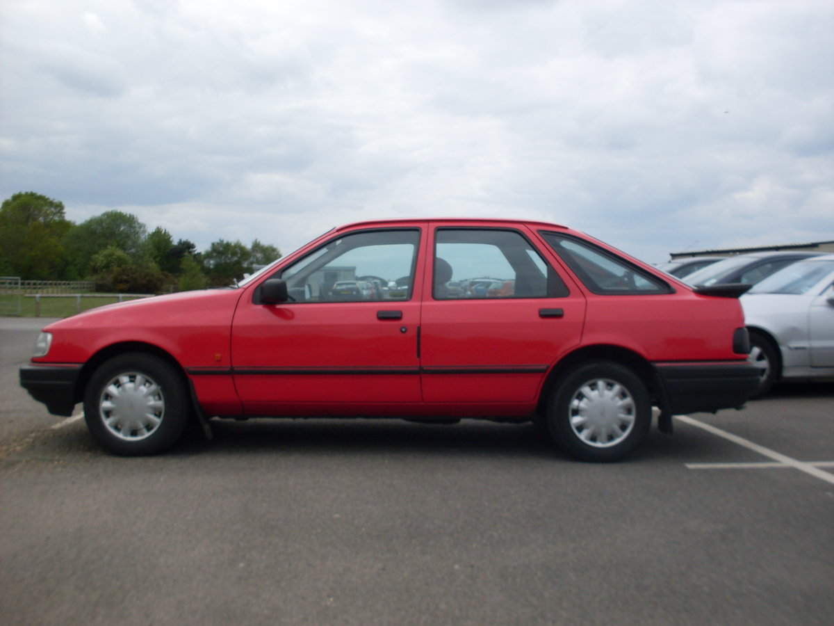 1991 Ford Sierra 1.8 LX For Sale (picture 4 of 6)