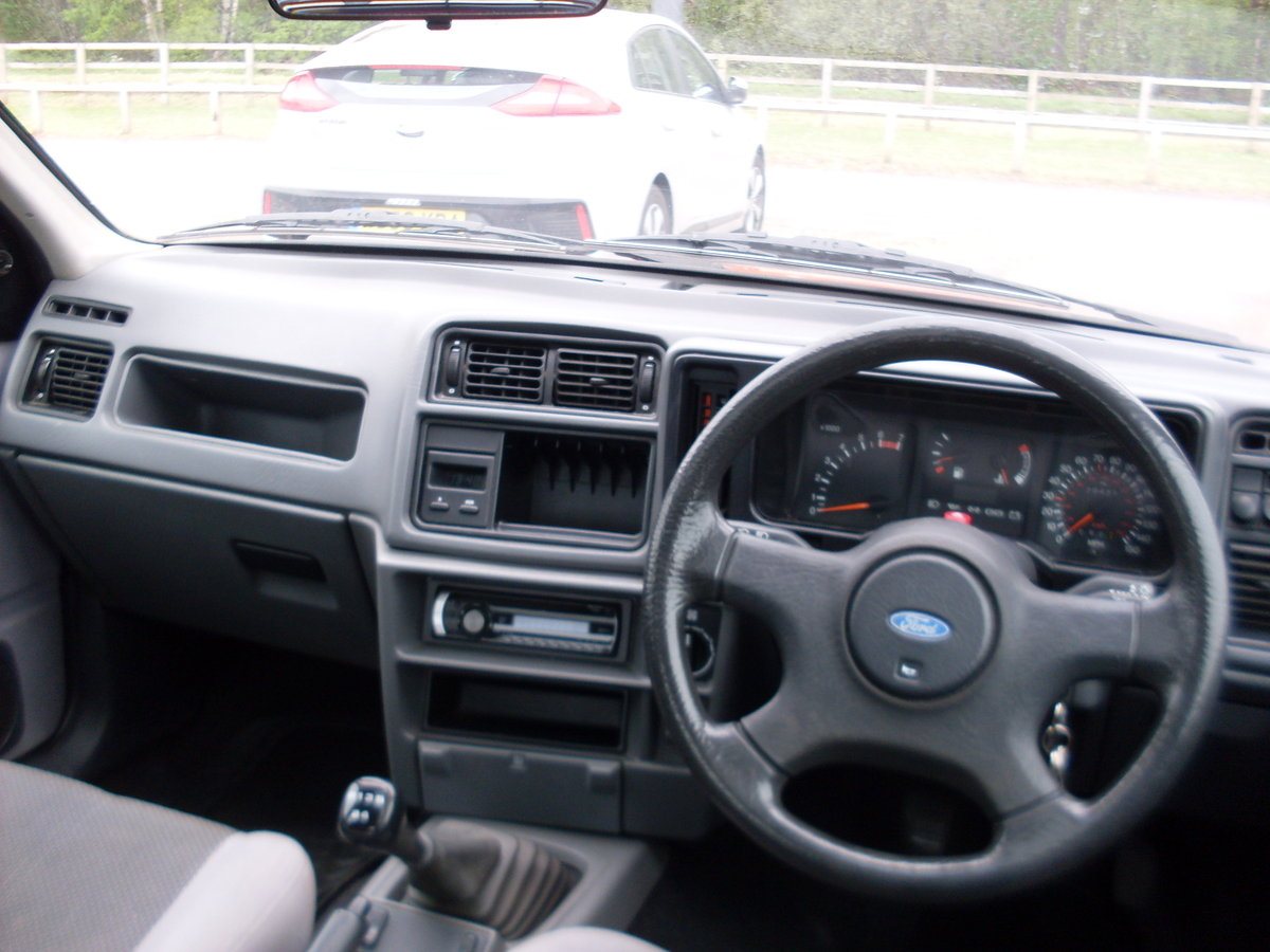 1991 Ford Sierra 1.8 LX For Sale (picture 5 of 6)